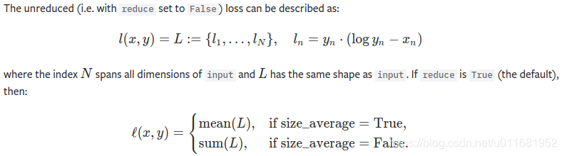 Pytorch模型训练(4) - Loss Function - Mingx9527 - CSDN博客