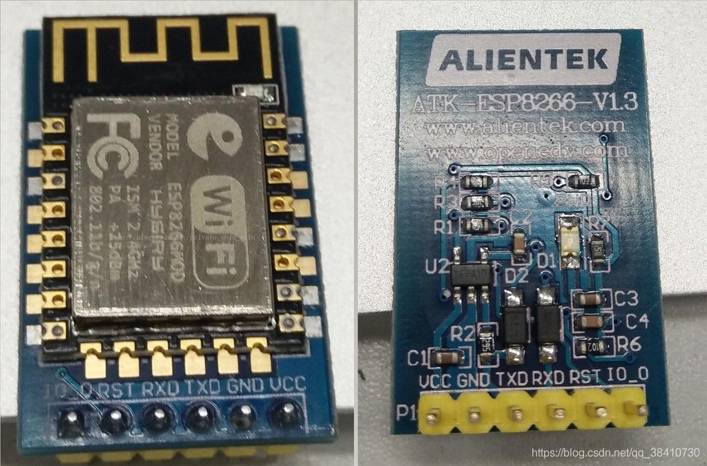 常用模块】ESP8266 WIFI串口通信模块使用详解(实例:附STM32详细代码