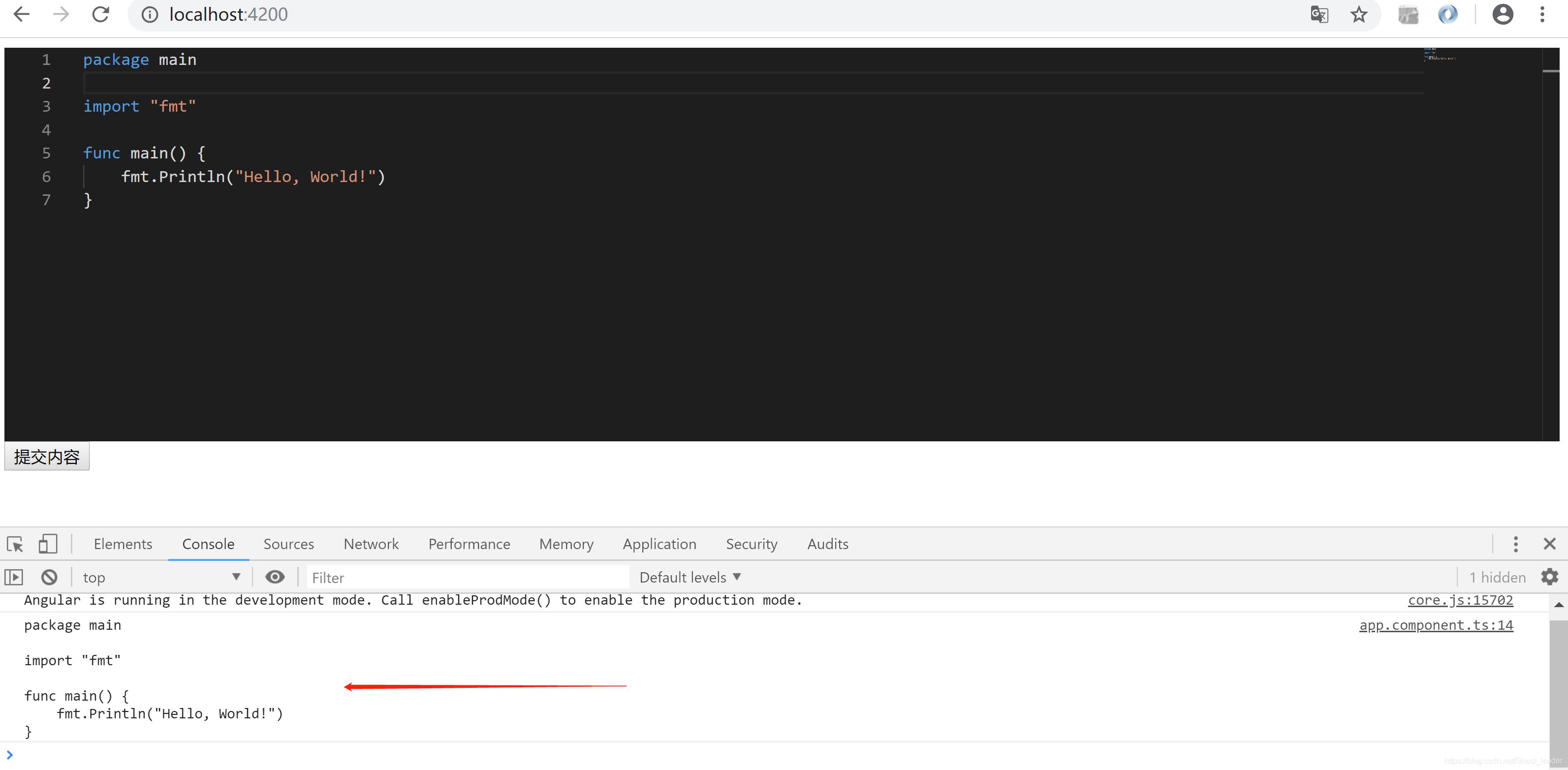 angular7 中如何使用自己的monaco编辑器(vscode) - Ghost_02的