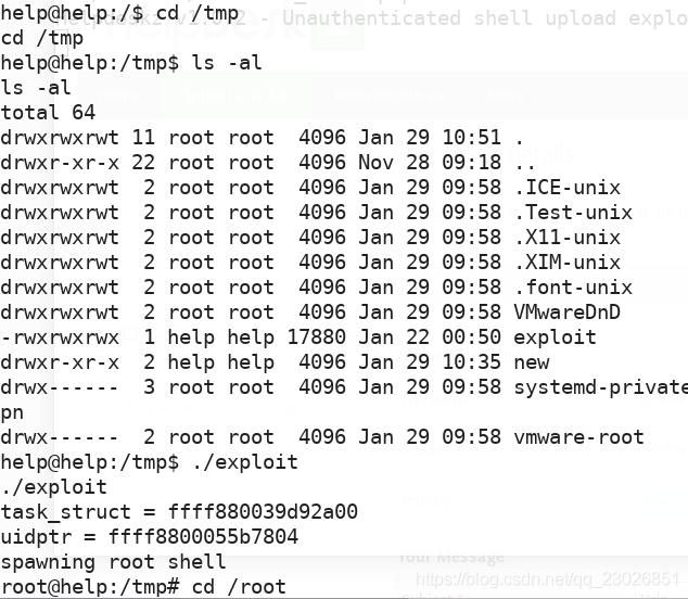 Hack The Box - Help Writeup - qq_23026851的博客- CSDN博客