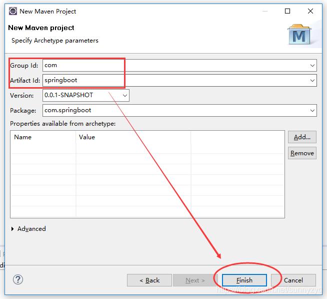 java开发之Springboot项目搭建(前端到数据库,超详细)插图(5)