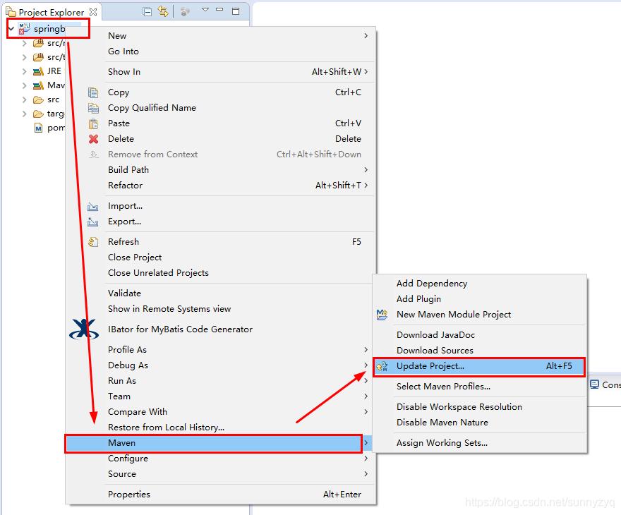 java开发之Springboot项目搭建(前端到数据库,超详细)插图(7)