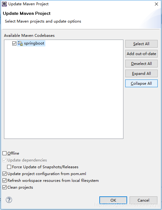 java开发之Springboot项目搭建(前端到数据库,超详细)插图(8)