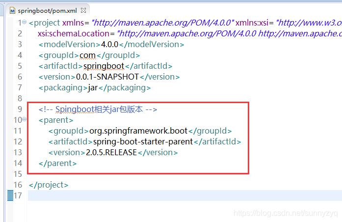 java开发之Springboot项目搭建(前端到数据库,超详细)插图(10)