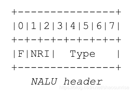 NALU Header