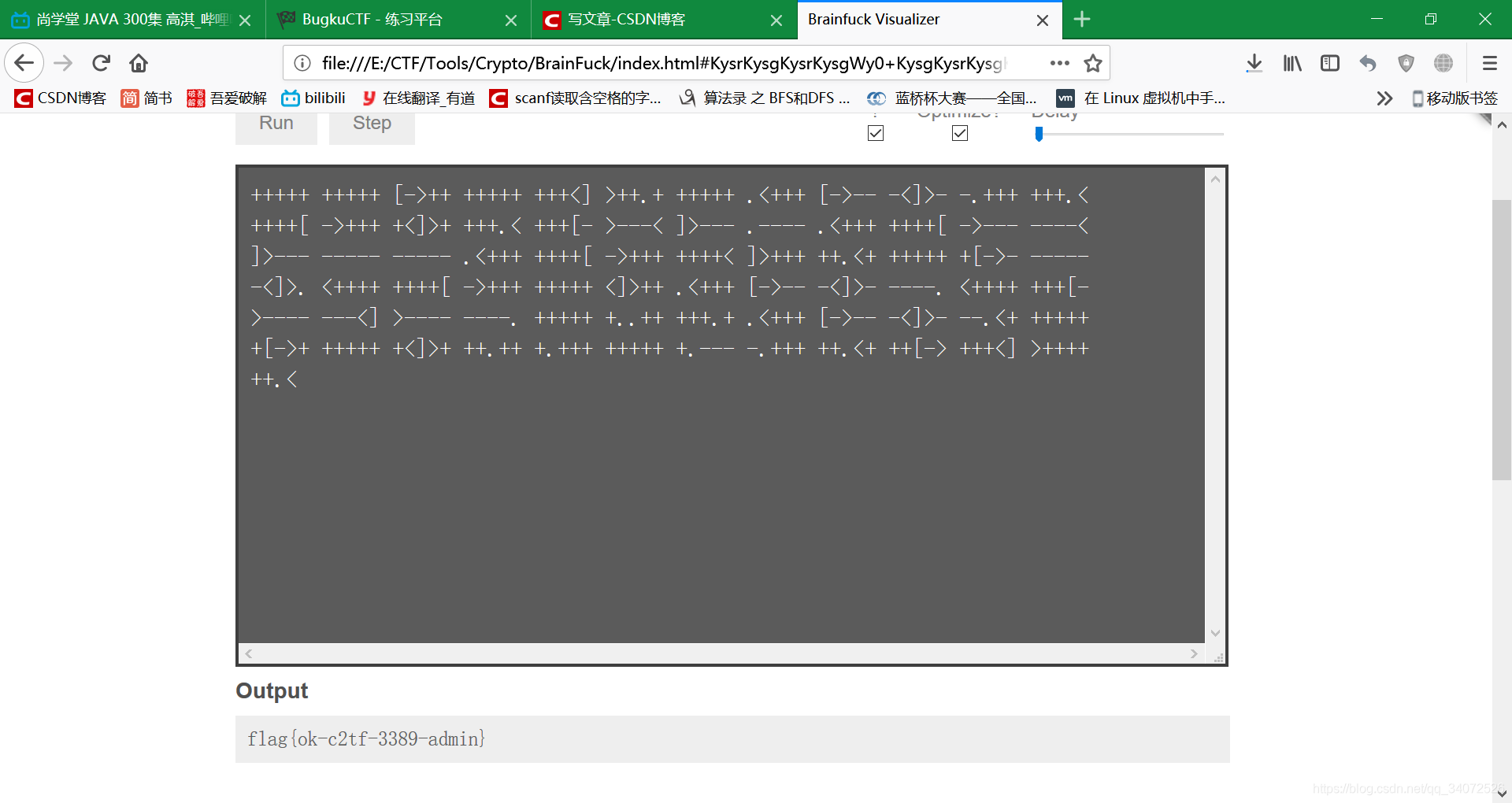 BugkuCTF】Crypto--这不是摩斯密码- VZZmieshenquan的博客- CSDN博客