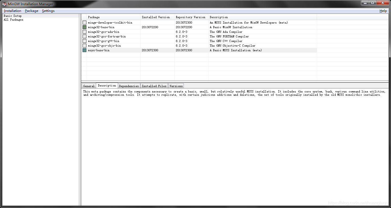 Windows 搭建Linux开发环境mingw+msys - huanghxyz的博客- CSDN博客