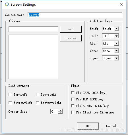 Synergy 一套键盘鼠标控制多台电脑- hanjingjava的专栏- CSDN博客