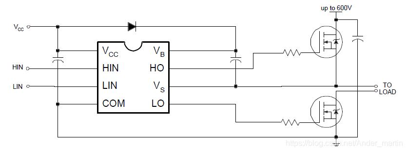 IR2101驱动电路原理