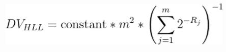 HyperLogLog算法