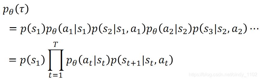 probability of \tau