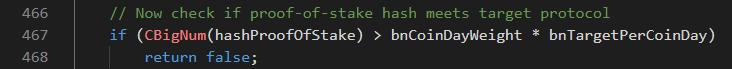 区块链共识算法之POS