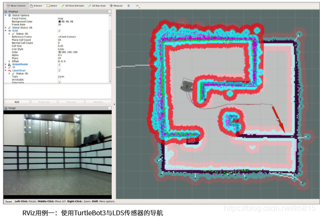 ROS学习(七):三维可视化工具(RViz) - kh815的博客- CSDN博客