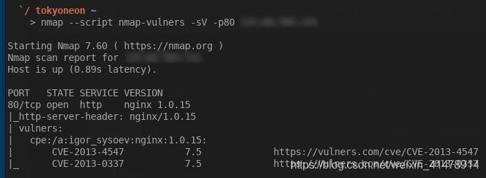 Nmap用法详解,分分钟找到漏洞