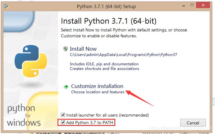 Install Python 3.7.1.png