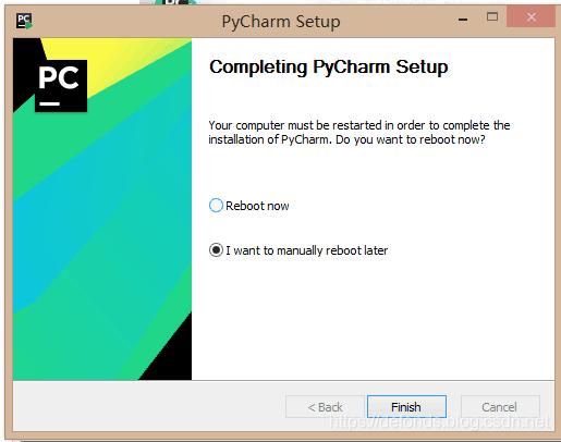 Completing PyCharm Setup 页面.png