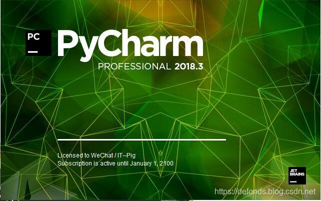 正式启动 PyCharm.jpg