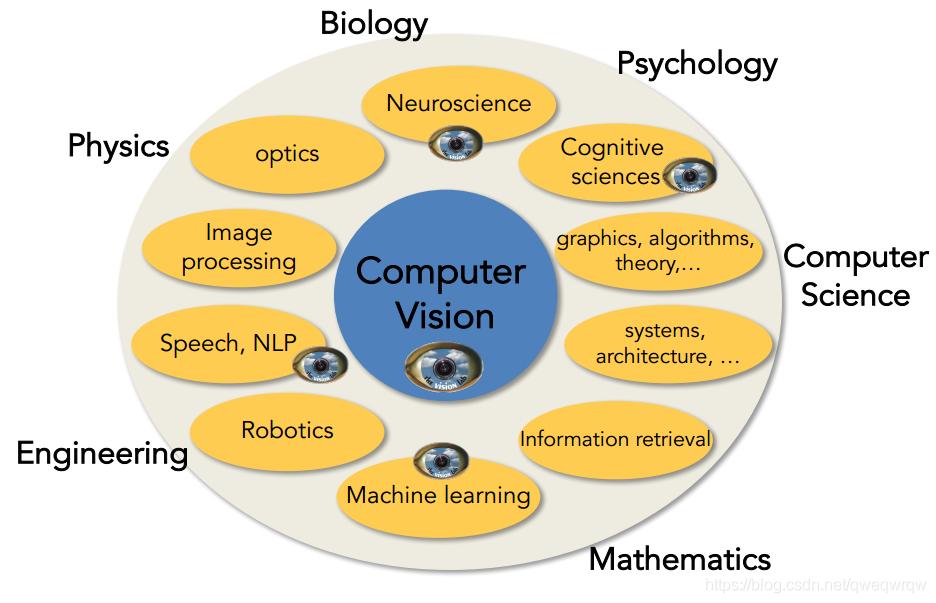计算机视觉领域