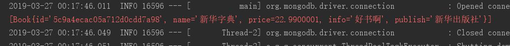 MongoDB】springboot项目里BigDecimal和Decimal128类型的转换