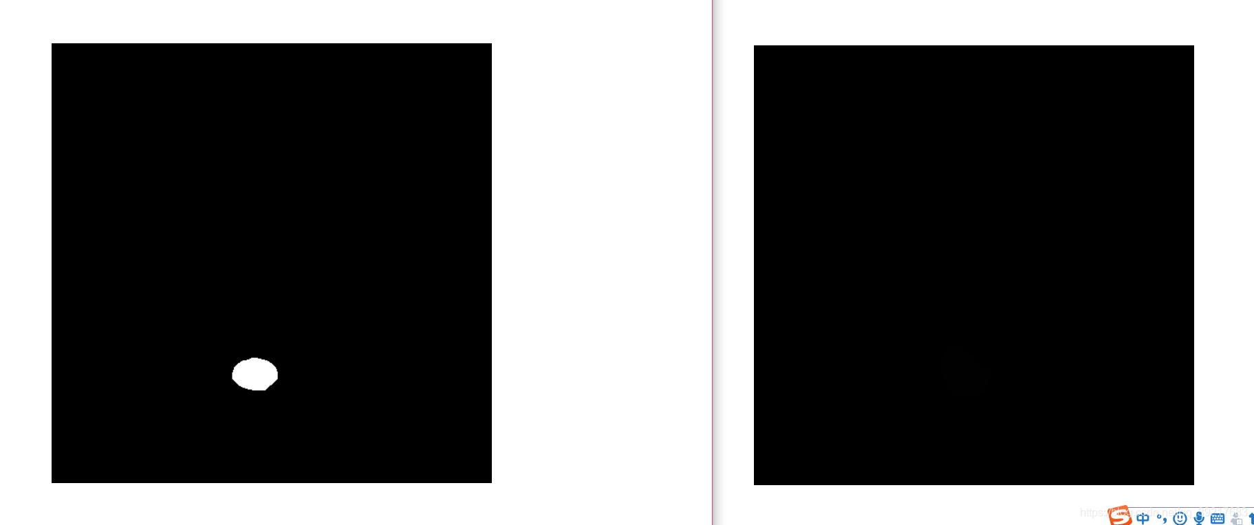 左边是原图,右边是效果图,符合预期