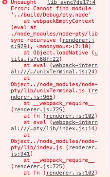 如何使用electron+vue自己制作一个terminal - gao_grace的博客