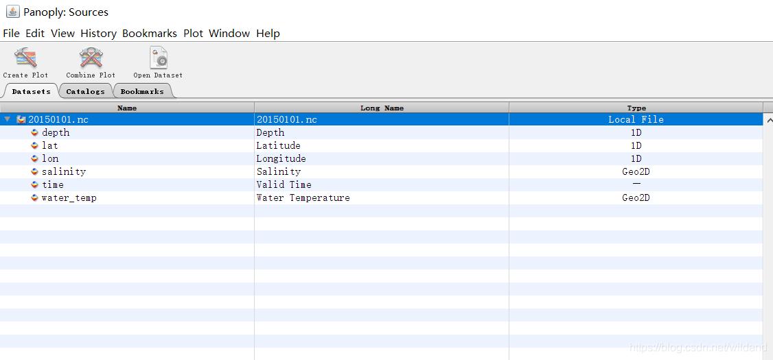 使用Python来了解NC文件的存储结构- wildand的博客- CSDN博客