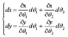 x,y的梯度求解