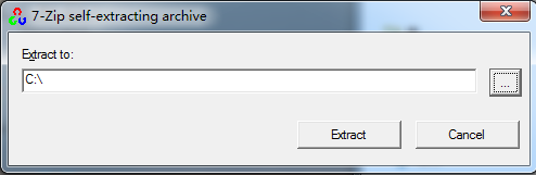 OpenCV解压