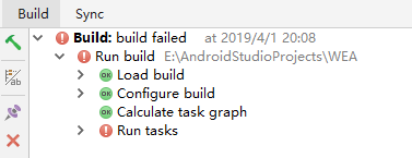 Generate Signed APK: Errors while building APK  You can find