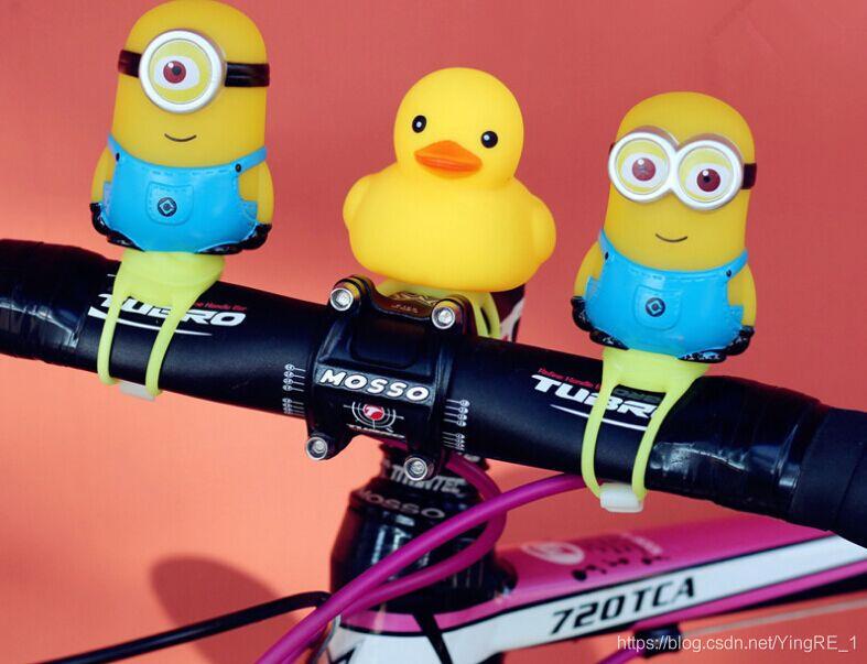 自行车小黄鸭喇叭灯单片机方案