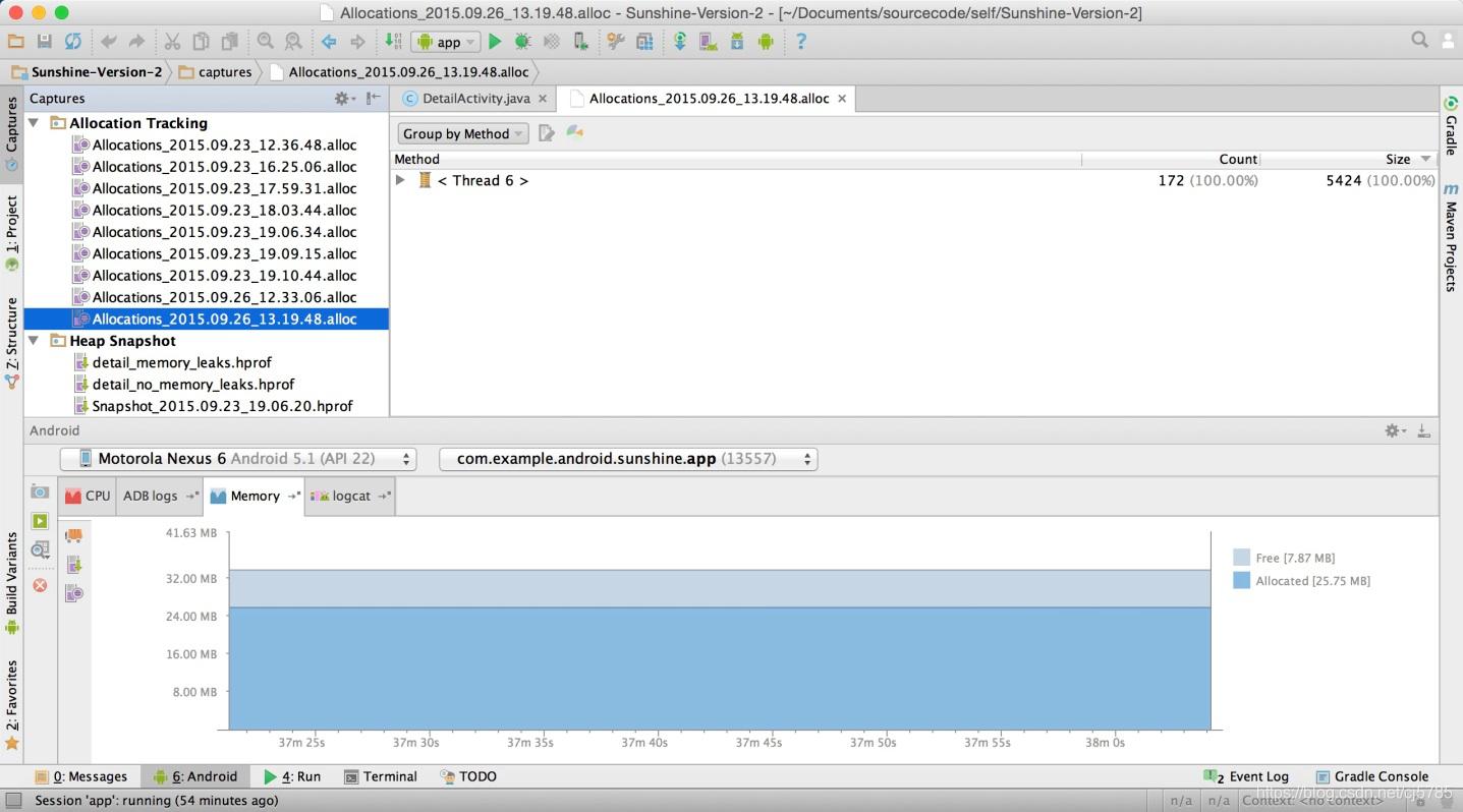 Allocation Tracker数据面板