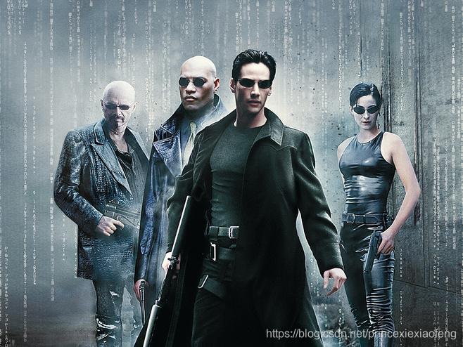 电影中的强人工智能——黑客帝国