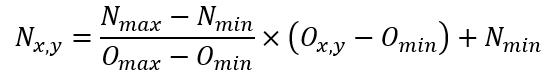直方图正规化
