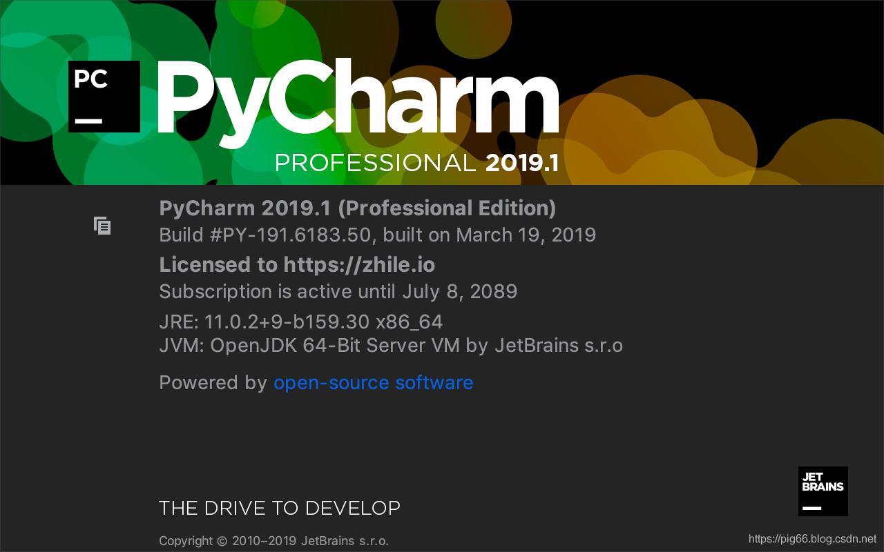 PyCharm2019 激活码- 猪哥- CSDN博客