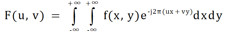 二维Fourier变换