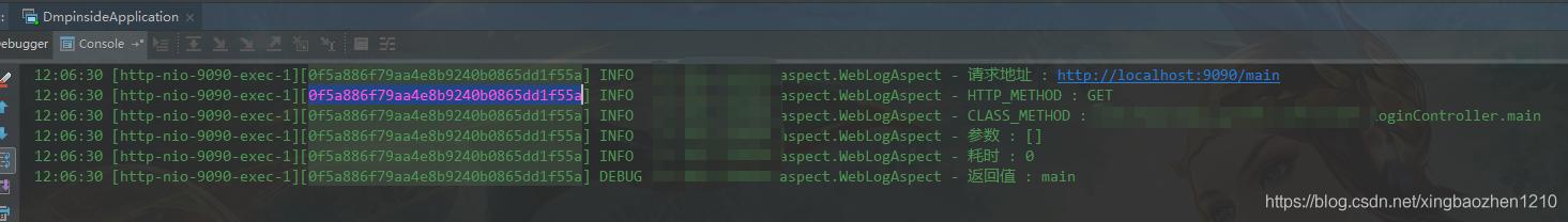 logback利用mdc机制为日志增加traceId - BlueKitty的博客- CSDN博客