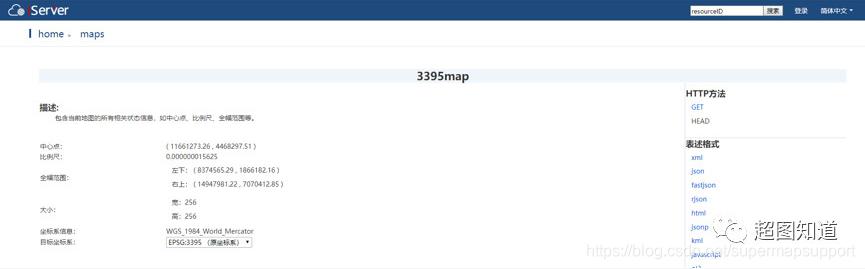 JavaScript利器分享之Proj4js - SuperMap技术控- CSDN博客