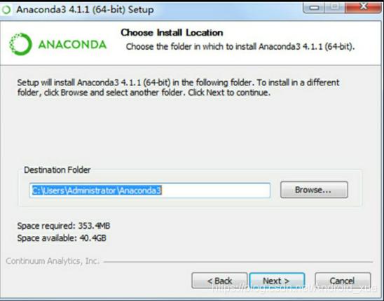 Anaconda Grib2