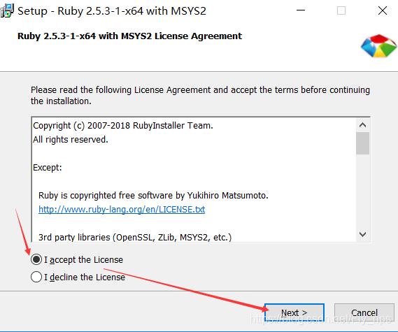 Ruby】————1、基本环境搭建& RubyMine安装破解- Fly_鹏程万里