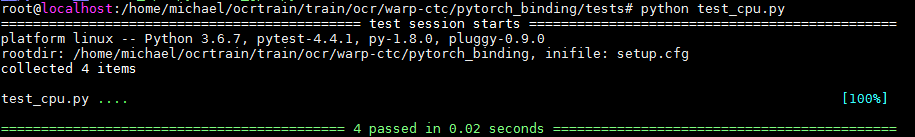 PyTorch bindings for Warp-ctc 报错ATen/cuda/CUDAGuard h: No such
