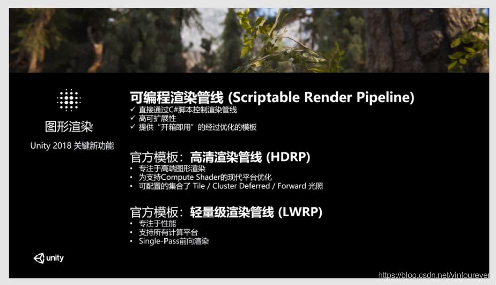 Unity HDRP渲染管线基础指南- Oipapio- oipapio com