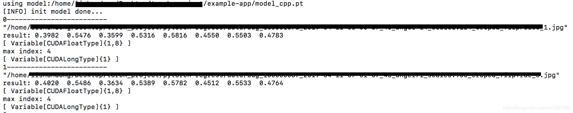 c++调用pytorch模型并使用GPU进行预测- 代码天地