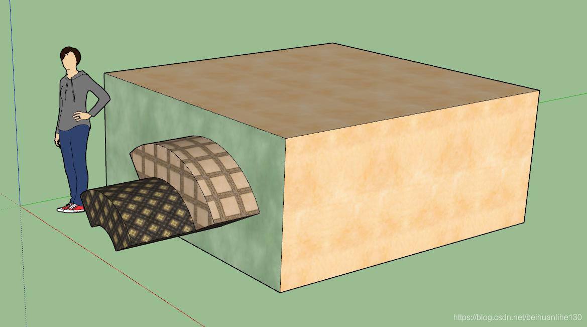 SketchUp创建模型