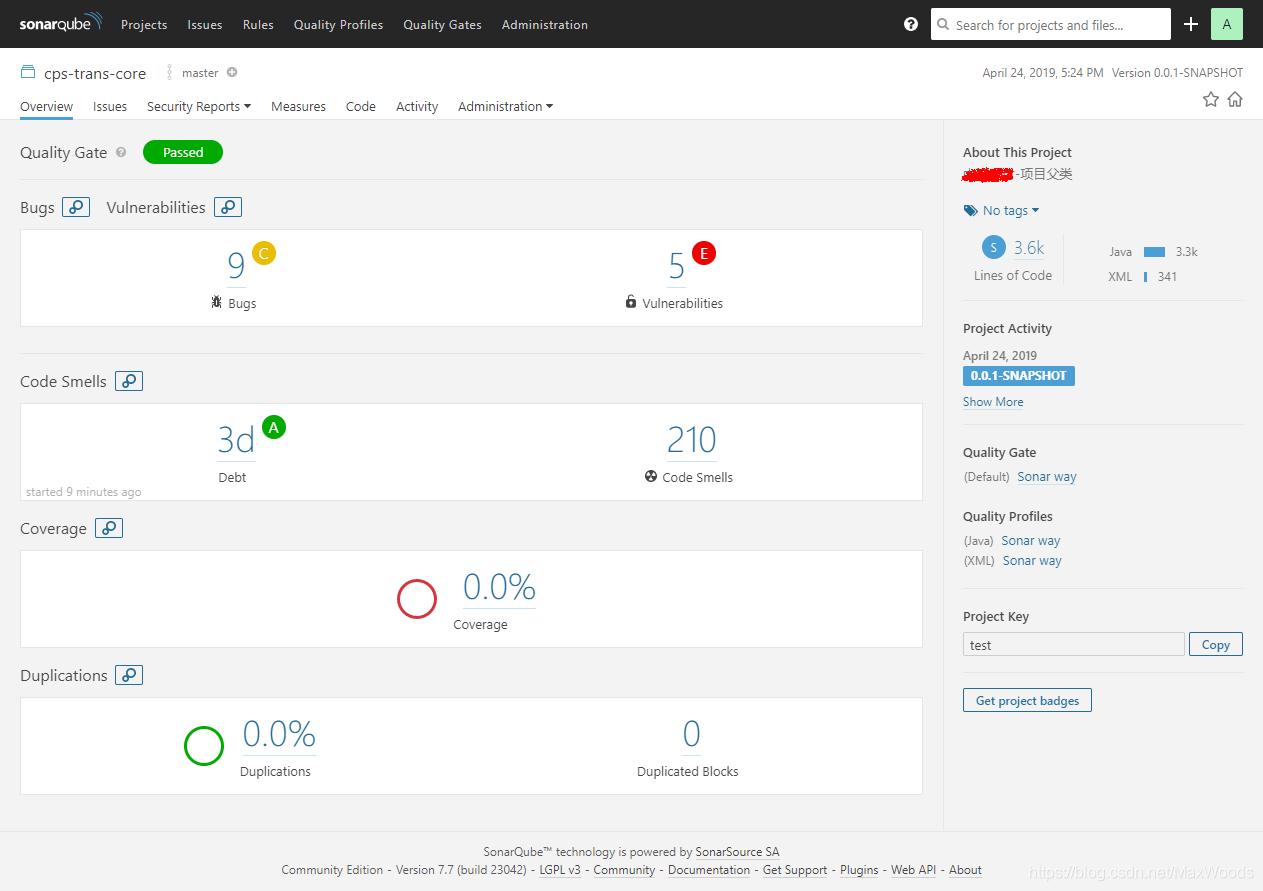 Docker安装sonaqube - 第1张  | 第五维