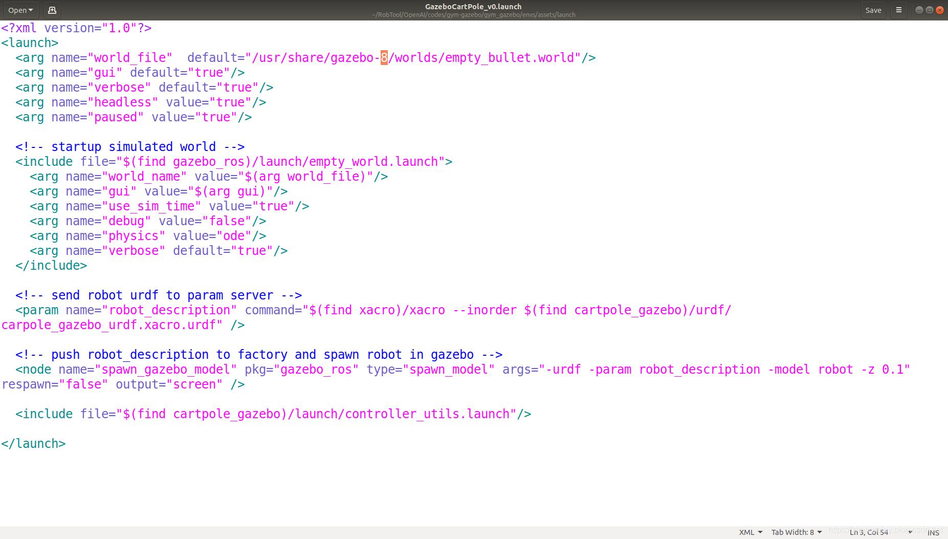 ROS Melodic安装配置OpenAI插图(1)