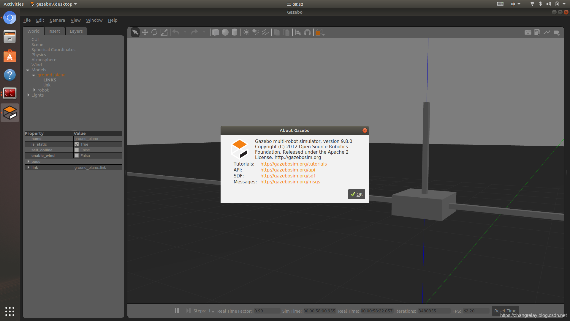 ROS Melodic安装配置OpenAI插图(2)