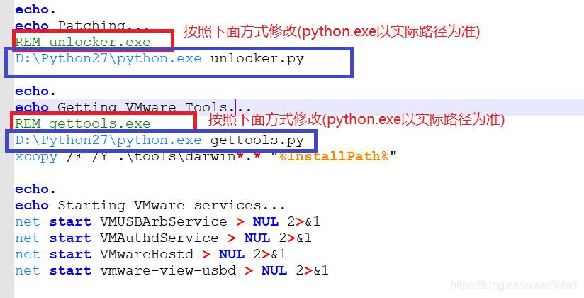 虚拟机运行unpack的win-install cmd 失败access denied - iMatt