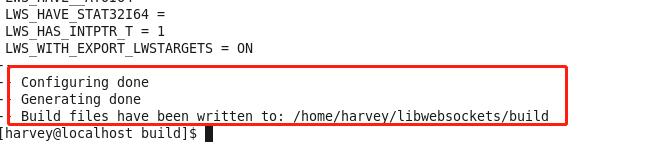 20190503(cmake安装,利用libwebsockets库去实现http服务器,websocket