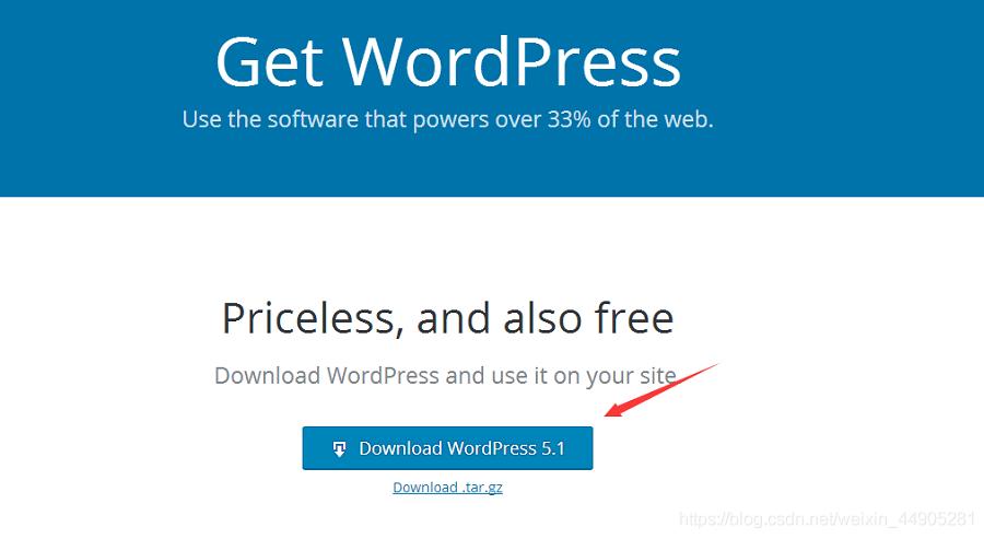 wordpress系统
