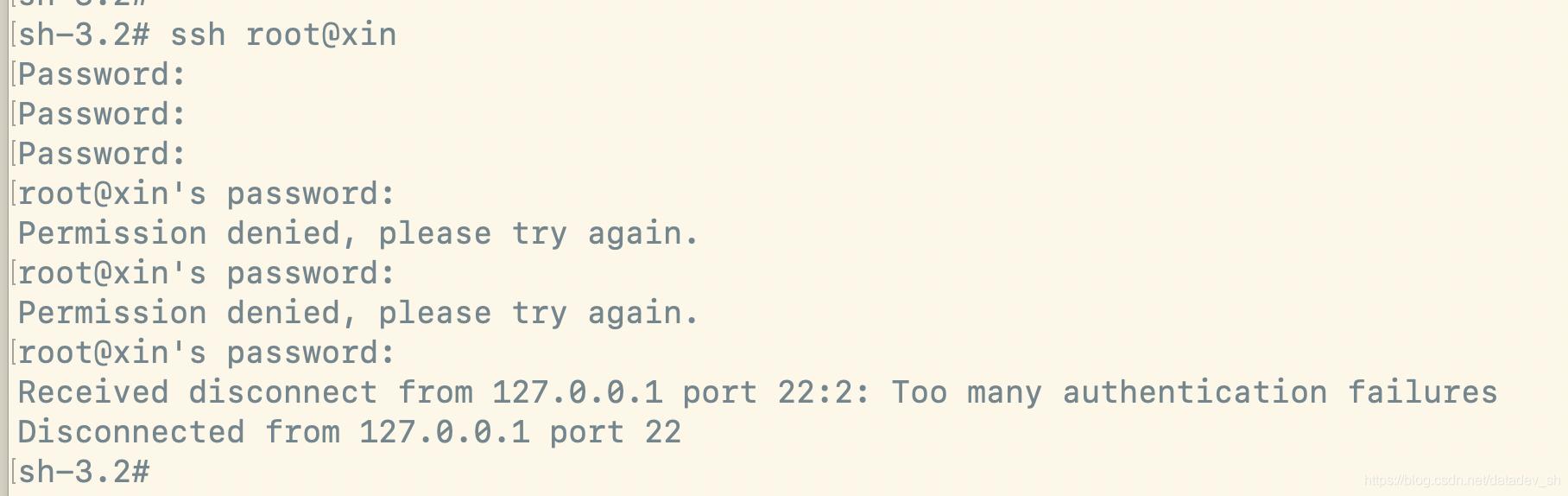mac 无法使用ssh root@本机- 干货- CSDN博客